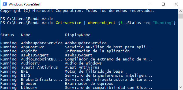 Where-Object Cmdlet PowerShell